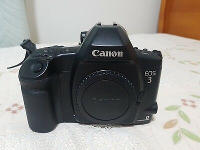 Canon EOS-3 135mm SLR Film Camera (Body Only)