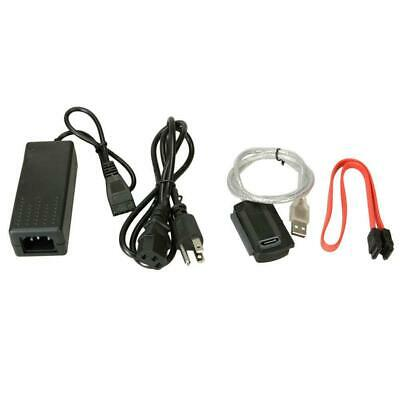 IDE SATA to USB 2.0 Adapter Converter Cable for 2.5 3.5 Inch Hard Drive HD HDD