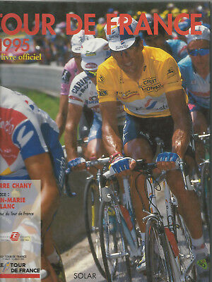 le livre officiel du Tour de France 1995