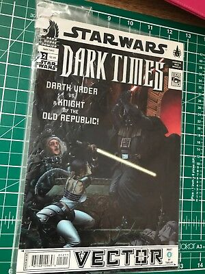 Star Wars Dark Times Earth Vader V Knight Old Comic Lucas Books 12  Part 6 Of 12