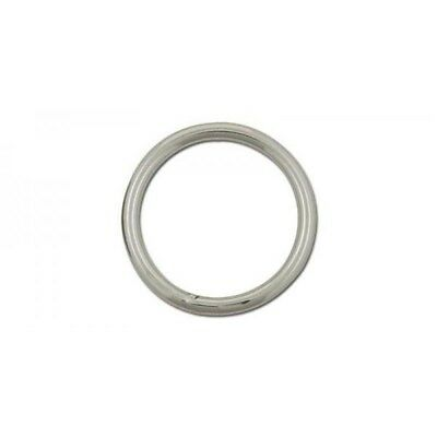 """Stainless Steel Ring - 2"""" (51mm)"""