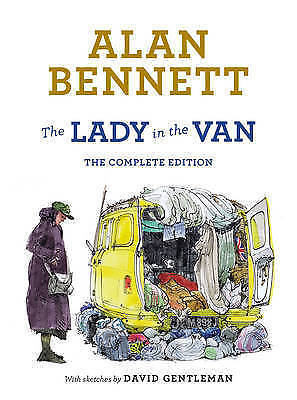 The Lady in the Van: The Complete Edition, By Bennett, Alan,in Used but Good con
