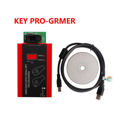 Newest Auto Styling For Mercedes Benz Small Key Programmer Can Programming 2018
