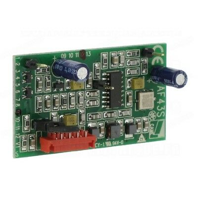 CAME  Carte radio embrochable AF43S fréquence  433,92 MHZ