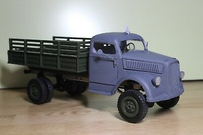 RC Opel Blitz from WPL scale 1:16 RTR