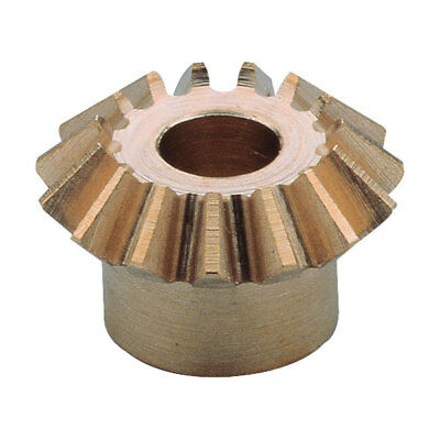 Modelcraft Brass Bevel Gear 15 Tooth Pack 2