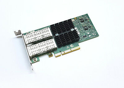 Mellanox ConnectX-3 Pro EN MCX314A PCIe x8 3.0 10 40 GBe QSFP+ Dual Port Server