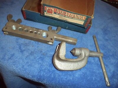 Vintage OTC Owatonna Tool Co. #835-S Flaring Tool in Original Box, made in USA