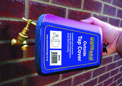 Outside Garden Tap Insulation Cover Frost Protection UK