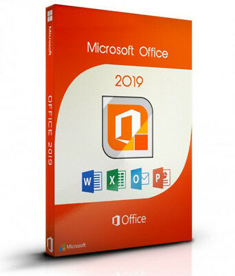 Microsoft Office 2019 Professional Lifetime Key-1pc- delivery in 12h