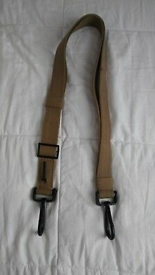 NOS - WWII German Wehrmacht MG34/42 Ammo Can Canvas Web Carrying Strap Unissued