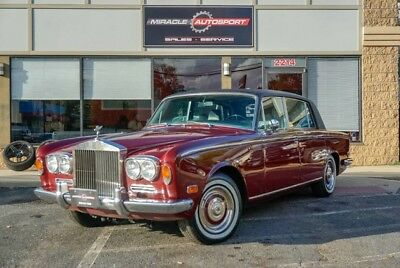 1972 Rolls-Royce Silver Shadow  low mile free shipping collector exotic luxury classic finance pristine clean