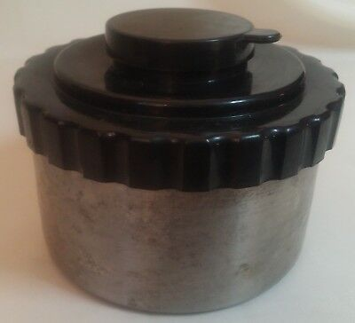 """2"""" 8 oz. Stainless Steal Film Developing Processing Darkroom Tank Unbranded"""