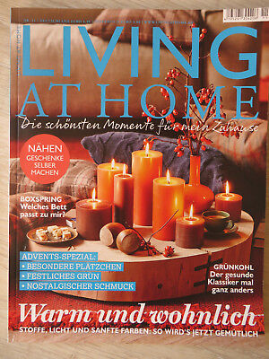 Living at Home ,mit Advent spezial