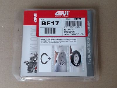 BF17 GIVI FLANGE MOUNT for BAGS FUEL TANK TANKLOCK BMW VIEW LIST
