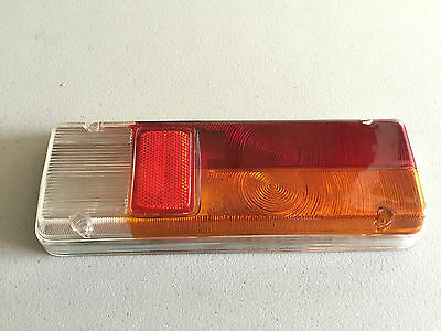 Alfa Romeo Giulia Super nuova tailight tail light 1300 1600 Berlina LENS NEW