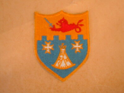 US Army Patch 12th Inf. BERLIN