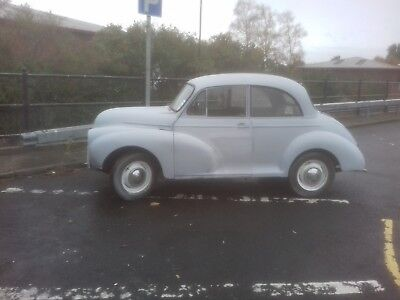 Morris minor unfinished project