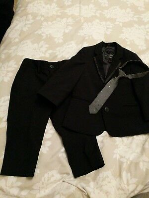 Boys Suit And Tie 9-12 Month's