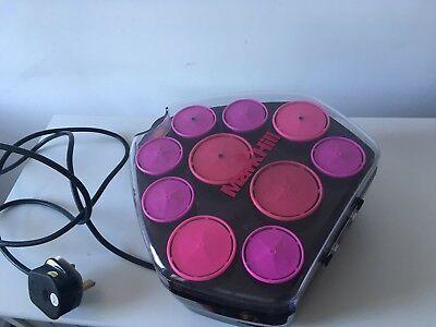 Mark Hill Professional Heated Rollers