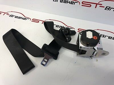 Genuine Ford Fiesta Mk6 Inc ST150 3 Door Passenger Side Front Seat Belt - Used