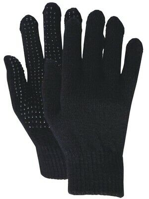 Dublin Magic Pimple Grip Riding Gloves with Dotted Palm Grips One Size
