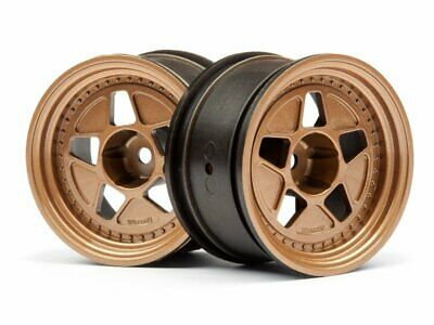 HPI 116535 Fifteen52 Tarmac R43 Wheel 48X31mm (10mm Os/2Pcs) : RS4 Sport 3
