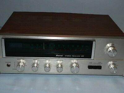 Sansui Stereo Receiver 441