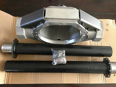 """New Tds Ford 9"""" Inch Rear End Aluminum Center Housing W/ford Big Bearing Ends"""