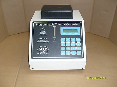 MJ Research Programmable Thermal Cycler with 60-Well Block