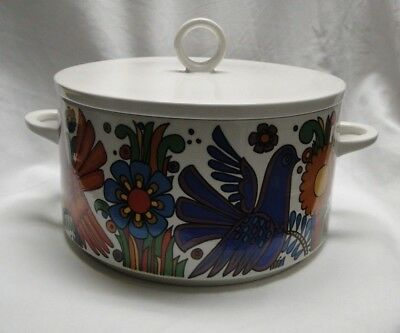 Villeroy & Boch - Acapulco Serving Dish with Lid and Handles
