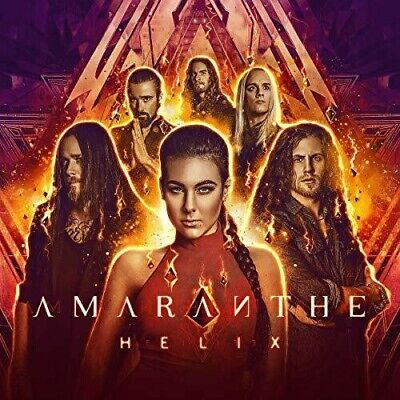 Amaranthe - Helix Explicit Version [CD New]