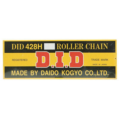 DID 428H Heavy Duty Roller Chain 126 Link (428H x 126)