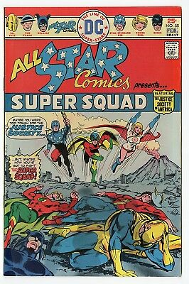 All Star Comics #58 (#1) VF/NM 9.0 white pages  JSA  DC  1976  No Reserve
