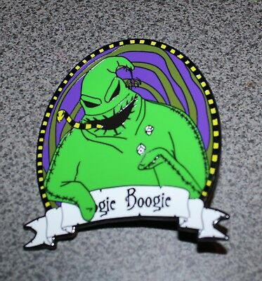 Disney Pin Oogie Boogie Nightmare Before Christmas Fantasy Limited Edition 100