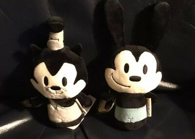 HALLMARK Itty Bitty Bittys Oswald & Pete Steamboat Willie Limited Edition OnLine
