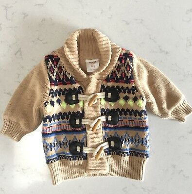 Seed Baby Jumper Size 00 0-3 Months EUC