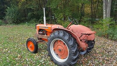 Allis Chalmers IB Antique Tractor Rare