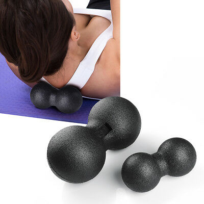 Duo-Ball 8/12 Faszienball Rolle Massageball Fitness Training Selbstmassage Ball