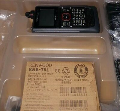 Kenwood TH-D74A Radio Transceiver