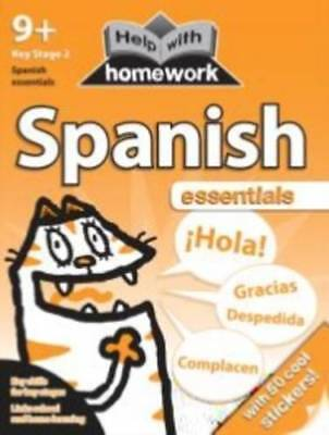 Help with Homework Workbook: Spanish (Help With , Kay Massey,Nina Filipek, New