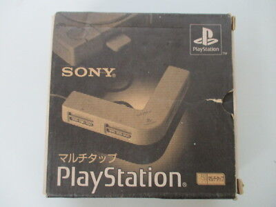 PS1 Playstation Multi Tap SCPH-1070 Boxed JP No.1