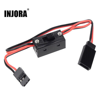 Multimode LED Light Control Switch Single Strobe Power Switch for RC Crawler