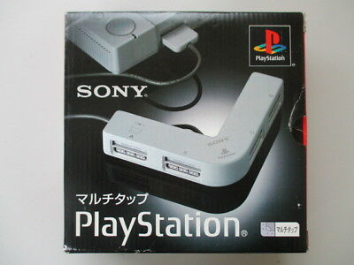 PS1 Playstation Multi Tap Boxed JP NO.4