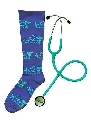 Prestige Medical & Valencia Med Bundle, Clinical Lite Scope & Compression Sock