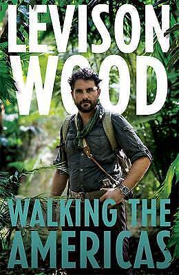 Walking the Americas by Wood, Levison, NEW Book, (Hardcover) FREE & Fast Deliver