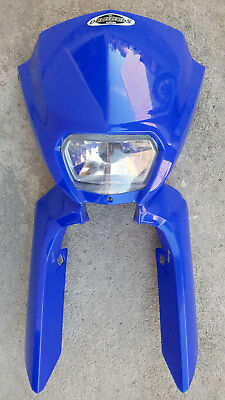 Plaque phare Yamaha 125 XTR