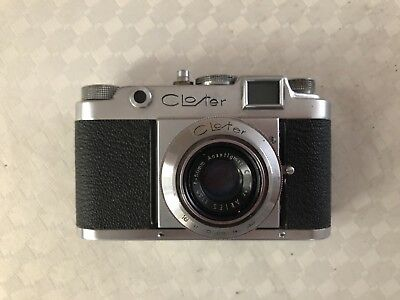 Closter Princess I 35mm Rangefinder Camera with 50mm f3.5 Lens, Case and Filter