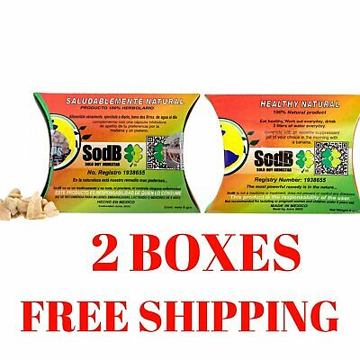 2 PACK Semilla de Brasil 100% Authentic Semilla Brazil Seed Supplement - 60 DAYS