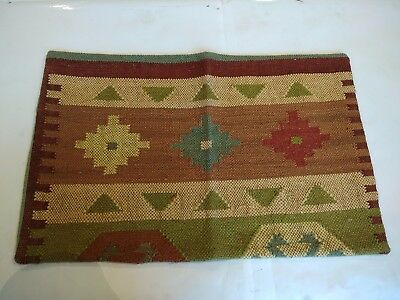 Indian Designer Multi Coloured Tribal Pillow Cover Pillow Cover